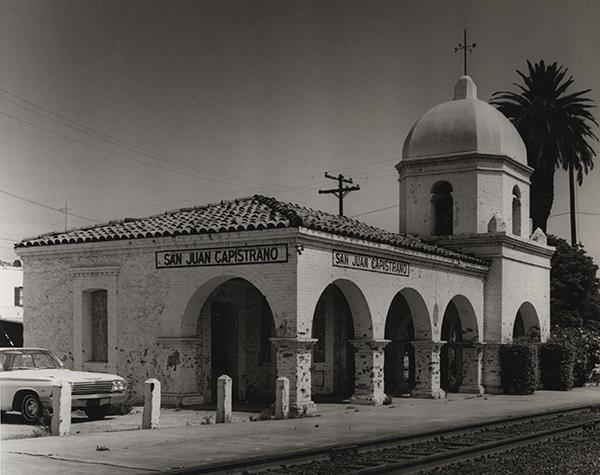 San Juan Capistrano Arcade